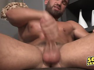 Rhett and His Surprisingly Big Cock