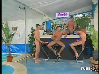 [GVC 060] Naughty Boys Enjoy Pool Sex