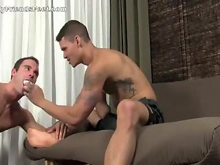 Worship Feet Hot Master