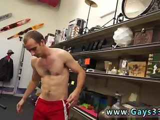 Nudist men erect in public