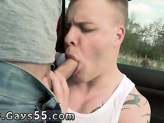 Hitchhiking For Outdoor Anal Sex