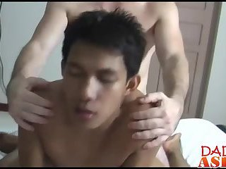 Asian twink Benjie gets laid