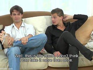 Tim And Dylan bareback