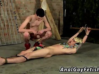 Inked twink rhys is awaiting the humiliation