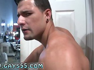 First time hot gay public sex