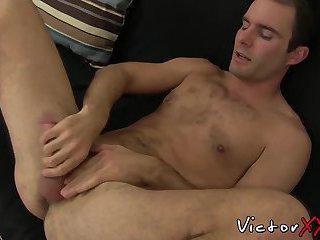 Cameron Kincade masturbation in hard hot solo action