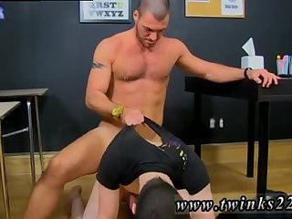 Splendid youthfull student fucking his teacher