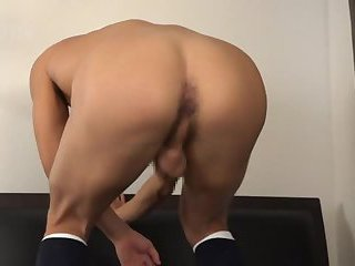 Baseball boy orgasm