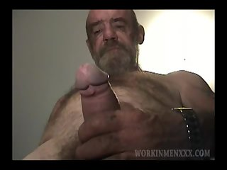 Mature Amateur Billy Jacking Off