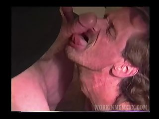 Four Mature Amateurs Jerk Off