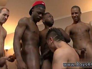 Cody lit up this Bukkake Boys