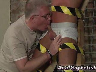 Slave Boy Made To Cum