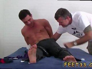 Sexy boy feet to smell