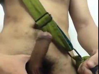 [GVC 469] Amateur guy jerking off