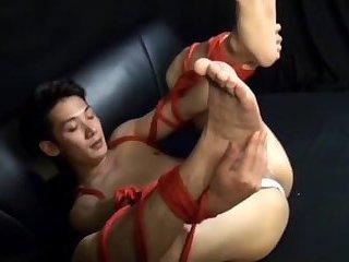 bondage jap boy anal fuck