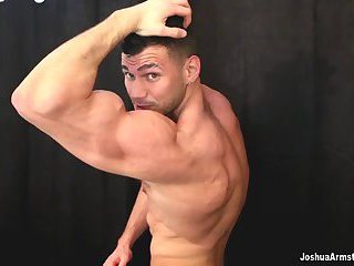 My Favourite Muscle Hunk Fetish Flex Roleplay Cumpilation