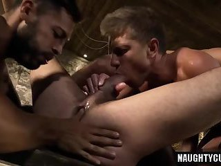 Hot boy hard fuck and facial