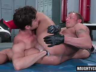 british muscled queers anal drilling fun with and easy