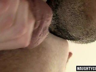 British Jock Oral Sex With Cumshot