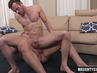 Big dick boy anal sex with cumshot