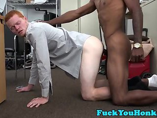 Ginger gay video