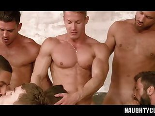 Big dick gays anal with cumshot