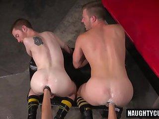 Hot son fetish with cumshot