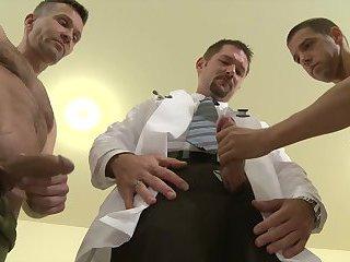 JGSF11-3-Andrew Justice, Tommy DeLuca & Matt Sizemore