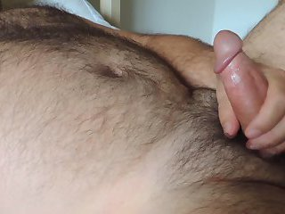 Hairy Just Relax Masturbation