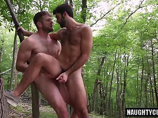Big dick gays anal sex and facial