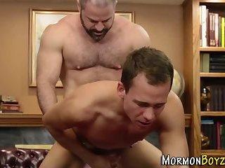 Gay mormon twink fucked