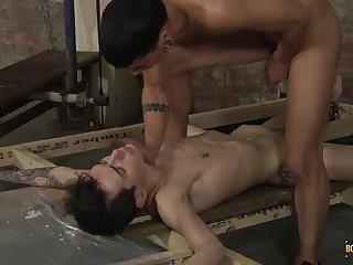 Made To Gobble A Big Cock! - Alexis Tivoli & David Paw