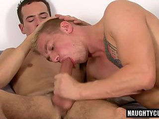 Big dick son anal with anal cumshot
