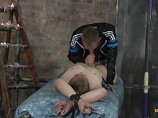 An Amazing Bound Frott Wank! - Nickie Smiles & Ashton Bradley