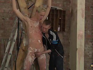 Kris Finally Gets His Reward - Kris Blent & Ashton Bradley