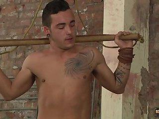 Jack Gets His Arse Slammed - Jack Green And Ashton Bradley