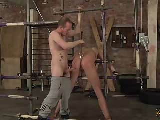 Punishing Anal Play For Sweet Billy! - Billy Rock & Sean Taylor