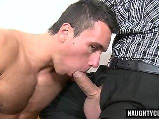 Big Dick Daddy Flip Flop And Cumshot