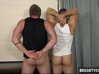 Jaxton Wheeler and Aaron Bruiser