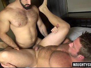 Jaxton Wheeler and Aaron Bruiser