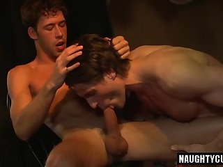 Big dick boyfriend anal sex with cumshot