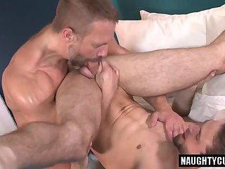 Dirk Caber and Duncan Black
