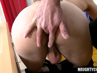 Big dick daddy casting and facial