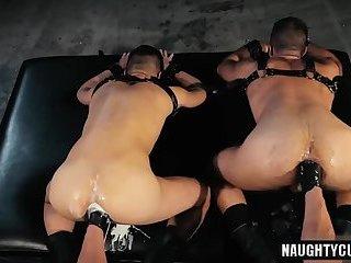 Hot jock fetish with cumshot