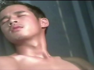 Cute Thai Boy Jerking Off