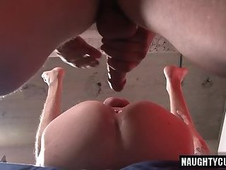 Hot military oral sex with cumshot