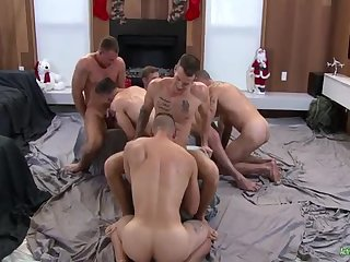Christmas fuckfest