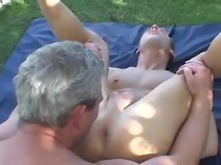 Hungry ass fuck