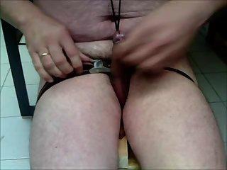 on the punishment stool