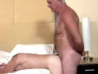 large wang Daddy In Action